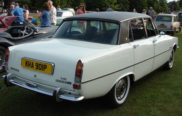 1975 Rover 3500S
