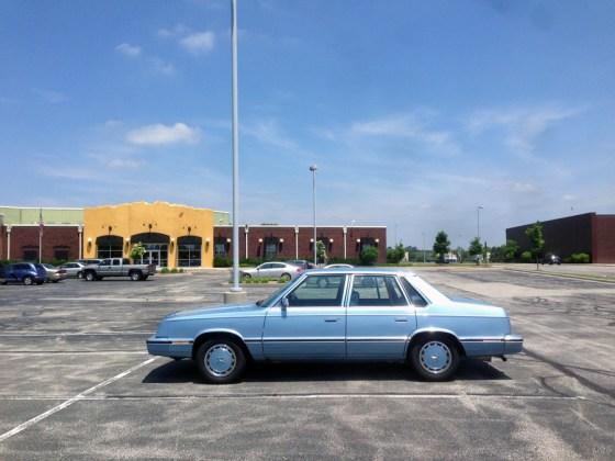1983 Chrysler E-Class a