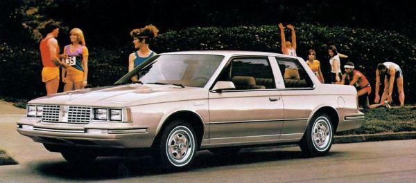 1983 olds cutlass ciera coupe