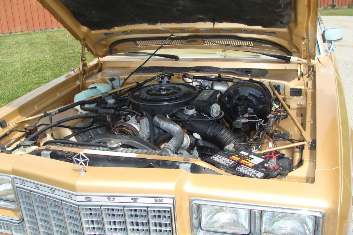 ebay classic 1987 plymouth gran fury salon they weren t all cop cars rh curbsideclassic com 1983 Dodge Diplomat 1980 Dodge Diplomat