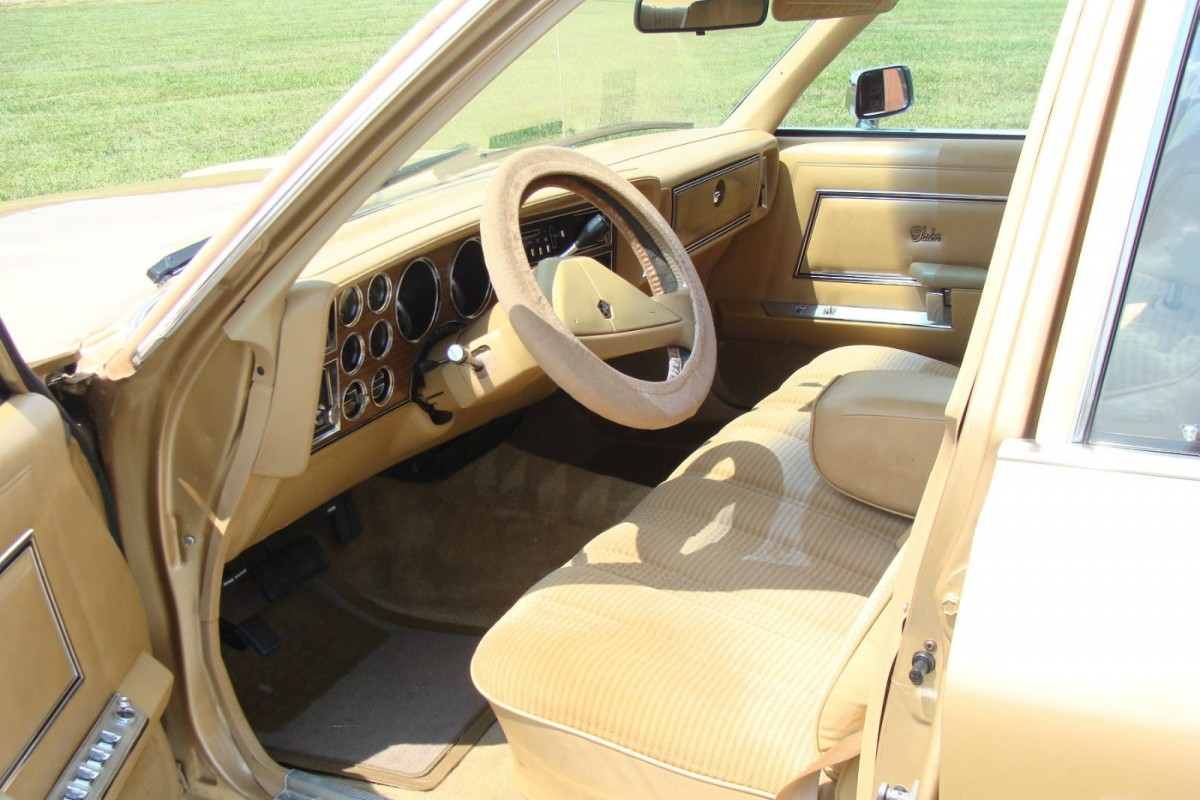 Ebay Classic 1987 Plymouth Gran Fury Salon They Werent All Cop Cars Dodge Diplomat Wiper Wiring 4