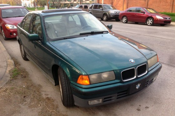1992-95 BMW 325i c