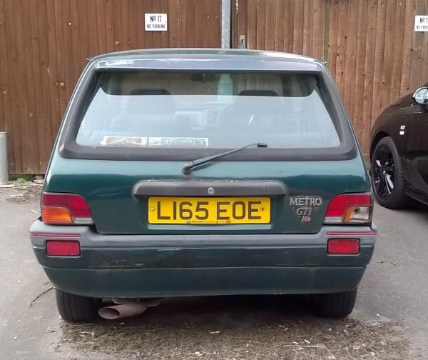 1993 Rover Metro GTi.3