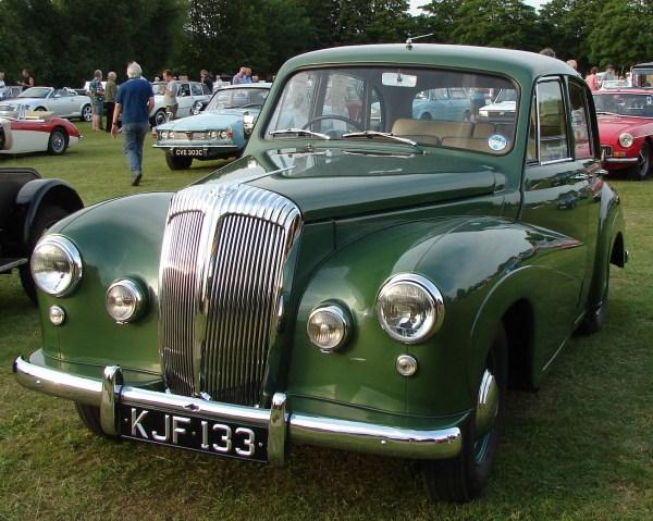 Daimler Conquest .1