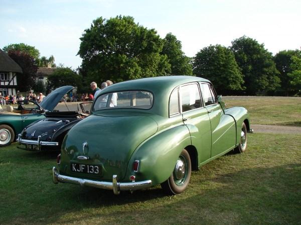 Daimler Conquest