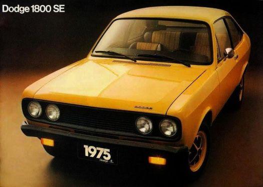 Dodge BR 1800 1975