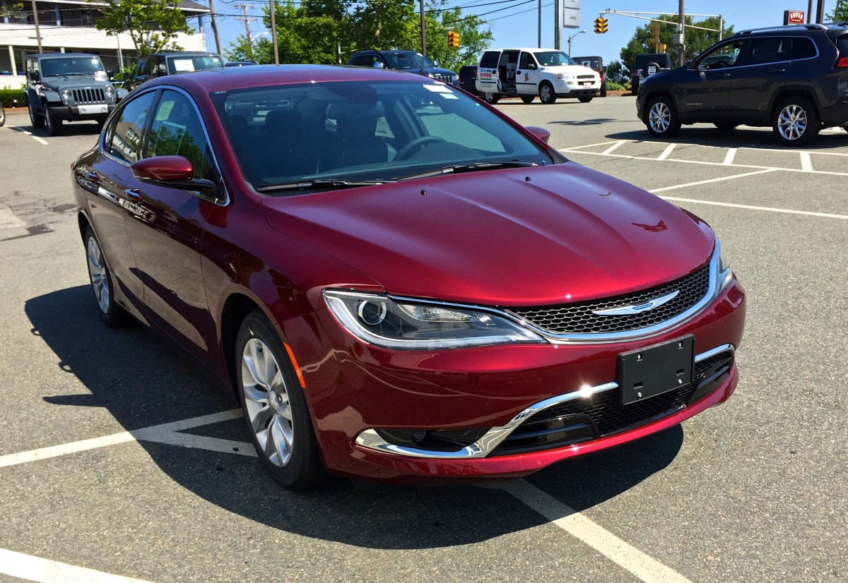 Chrysler 200: Far End Audio Performance