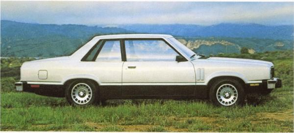 Mercury 1979 Zephyr 2-door sedan