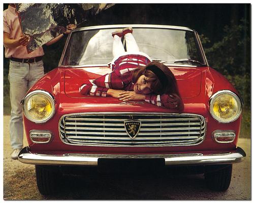 Peugeot 404 conv