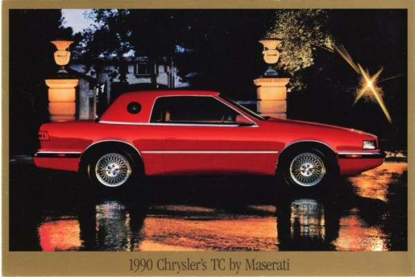 chrysler tc by maserati