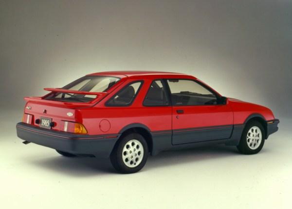 merkur xr4ti 1985