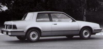 pontiac 6000 coupe
