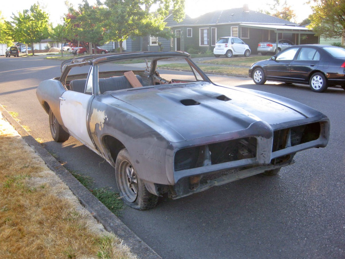 CC Outtake: 1968 Pontiac Le Mans – Is It Worth Anything?