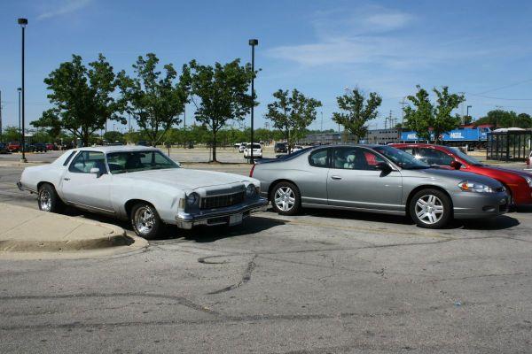 045 - 1975 & 2006-2007 Chevrolet Monte Carlos CC
