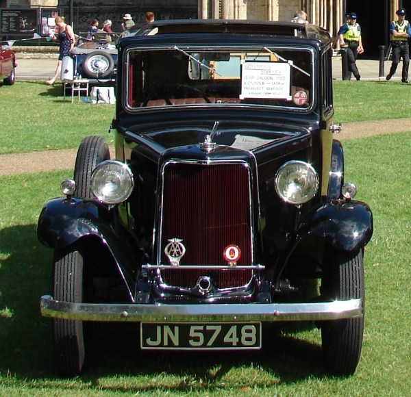 1935 armstrong siddeley