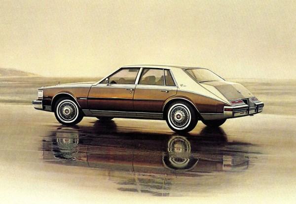 1982 cadillac seville elegante