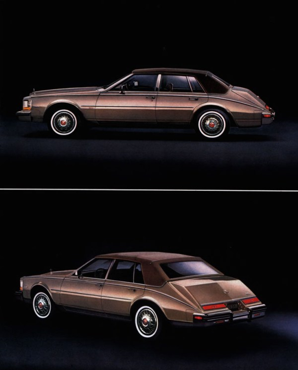 1983 cadillac seville cabriolet roof