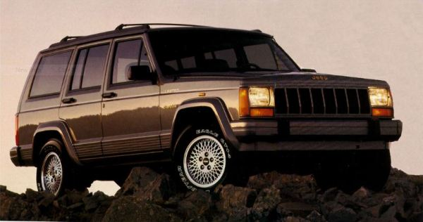 1991 jeep xj cherokee limited