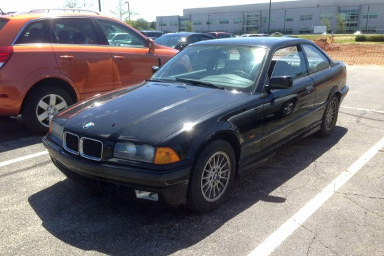 1992-98 BMW 3 series coupe b