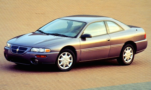 1995 Chrysler Sebring promotional image