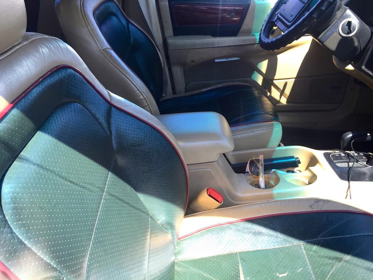 100 Jeep Grand Cherokee Interior Seating Comparison