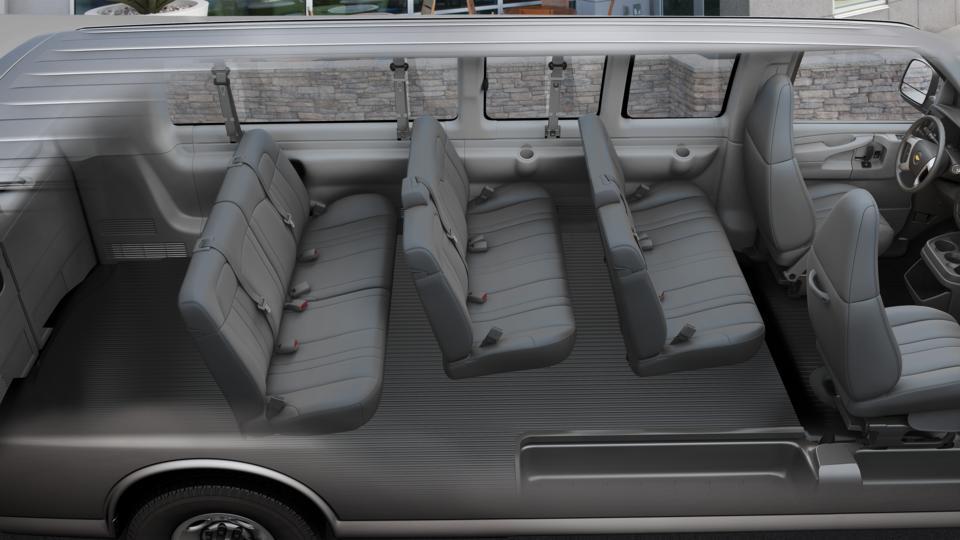 Chevrolet Cargo Van 2015 Autos Post