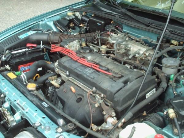 1991 Integra engine