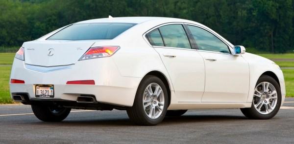 Acura TL 09