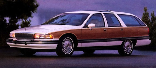 1992 Buick Roadmaster >> Curbside Capsule 1992 96 Buick Roadmaster Sedan Who Needs An Suv