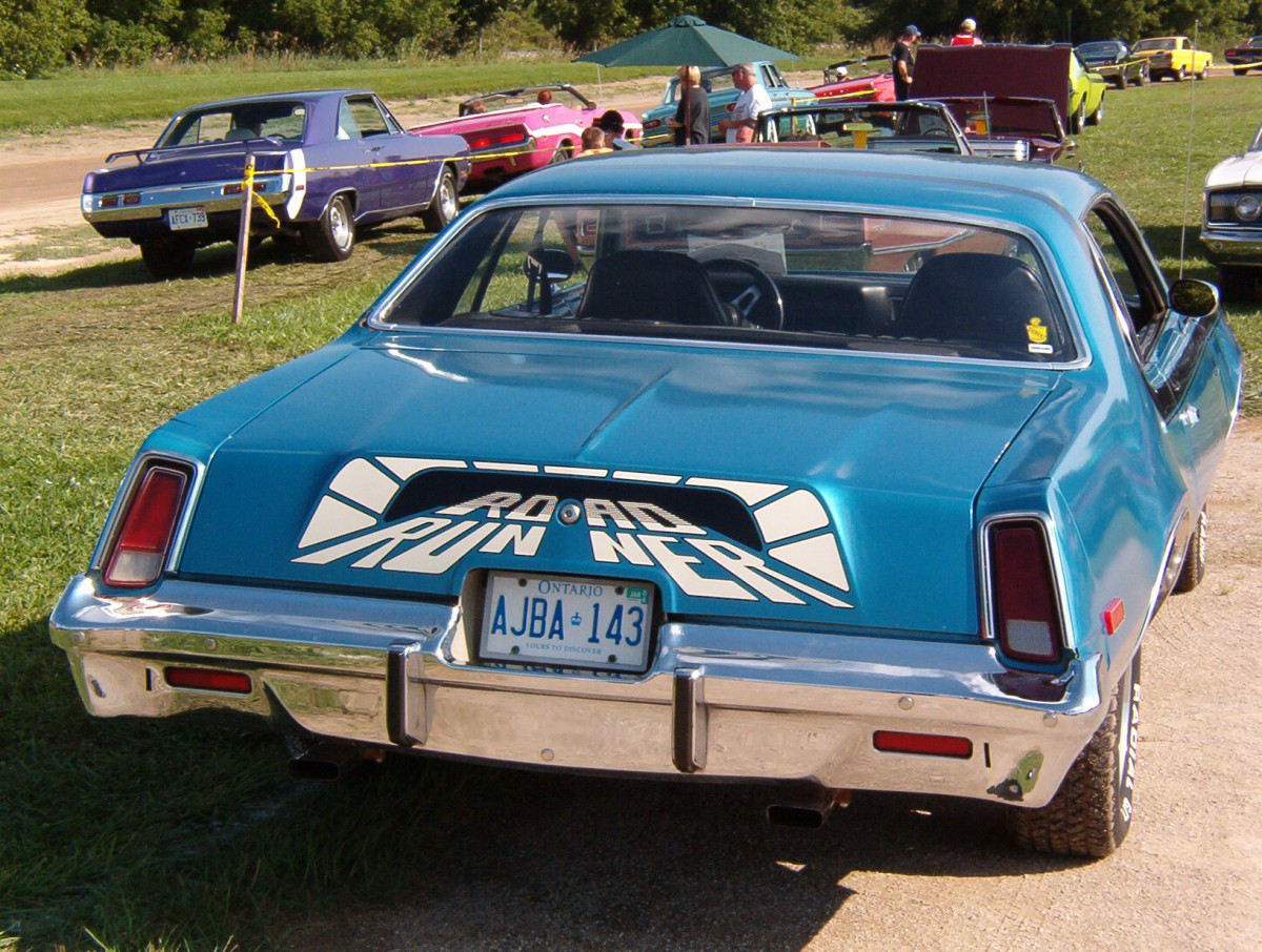 Car Show Classics: Oddities of Moparfest