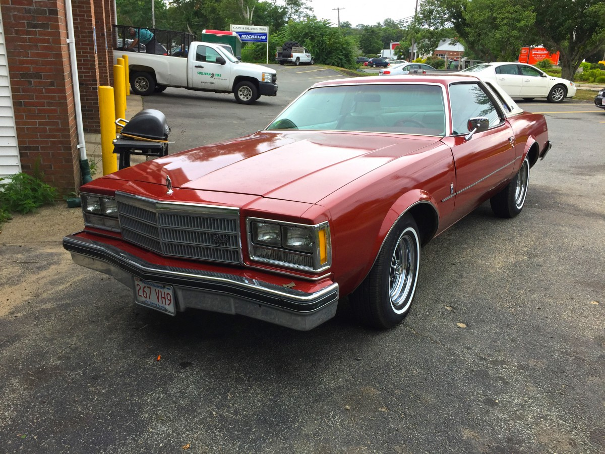 curbside classic 1977 buick regal landau cape cod colonnade curbside classic curbside classic 1977 buick regal