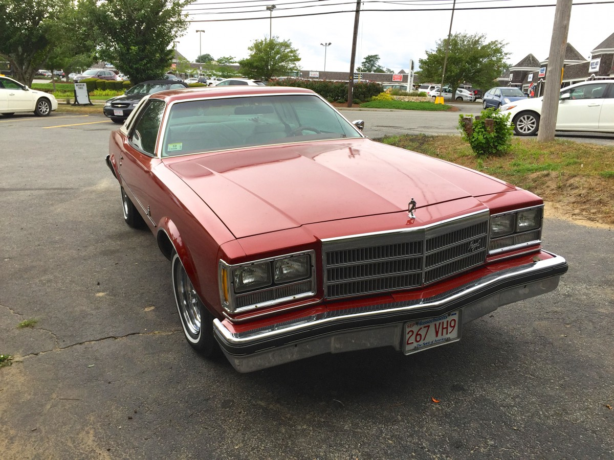 hemmings blog for regal buick s of the daily find day sale sr r