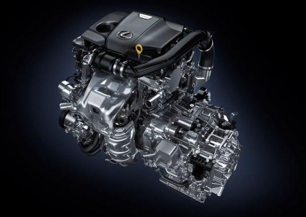 Lexus NX 2.0L turbo