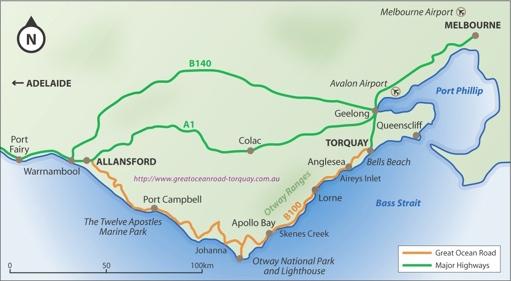 CC Road Trips The Great Ocean Road in Victoria Australia