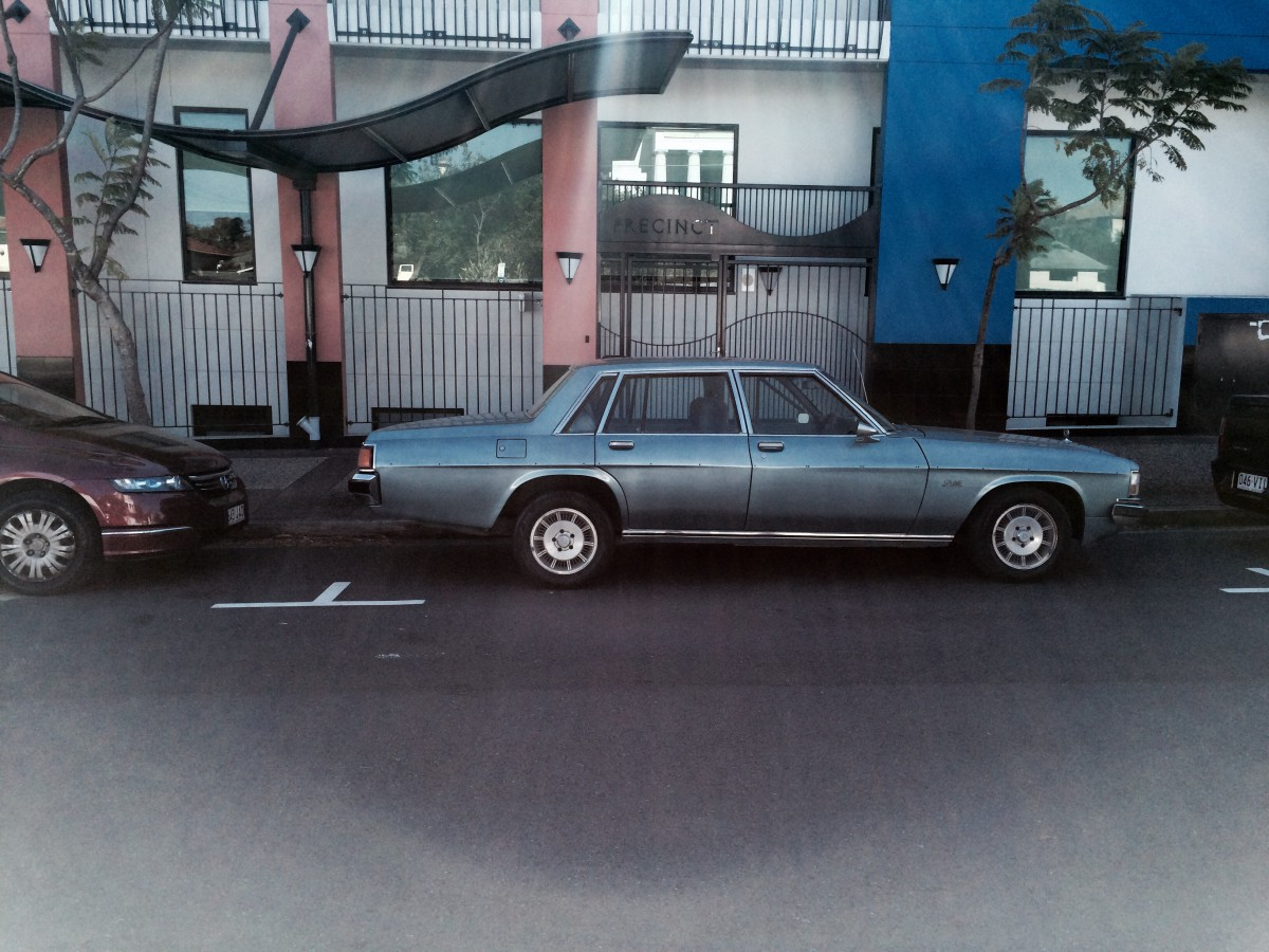Curbside Classic: 1980-85 Statesman WB by General Motors-Holden ...