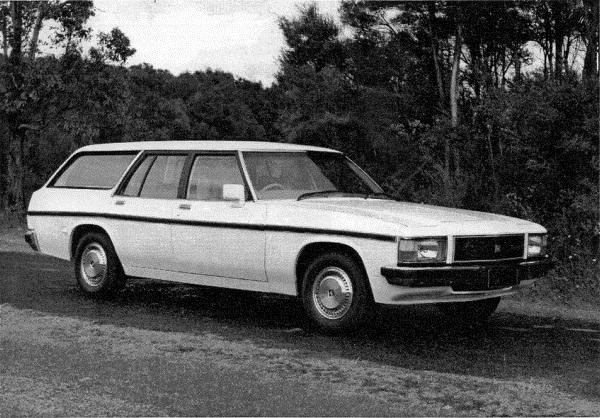 holden wb wagon prototype
