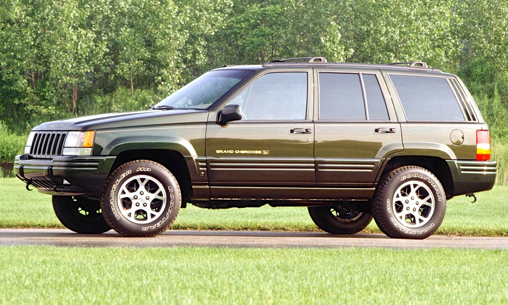 Wallpapers jeep grand cherokee 1995 1 1024x768 - 1996 jeep grand cherokee interior ...