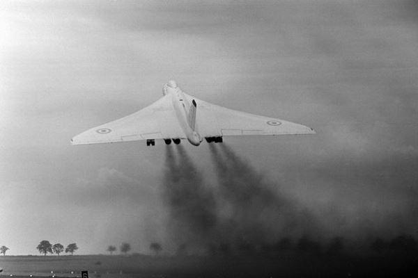 white take off