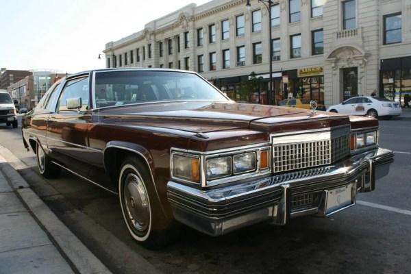023 - 1979 Cadillac Coupe DeVille CC