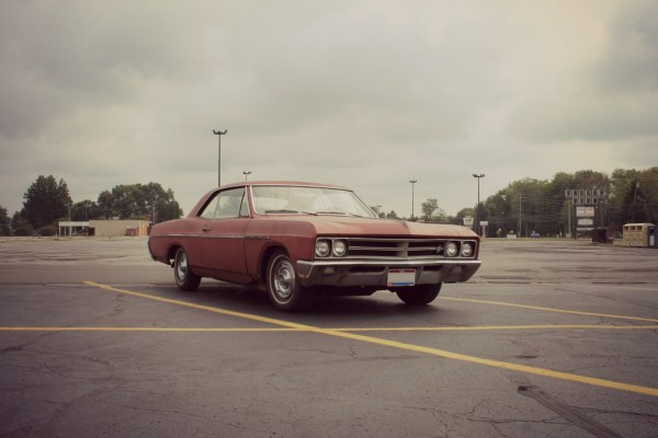 166 - 1967 Buick Special Deluxe CC