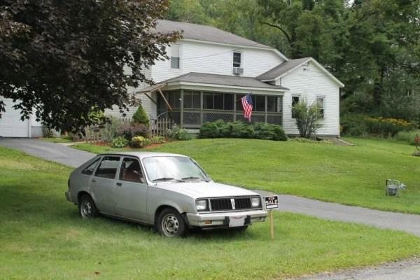 181 - 1983 Pontiac T1000 CC