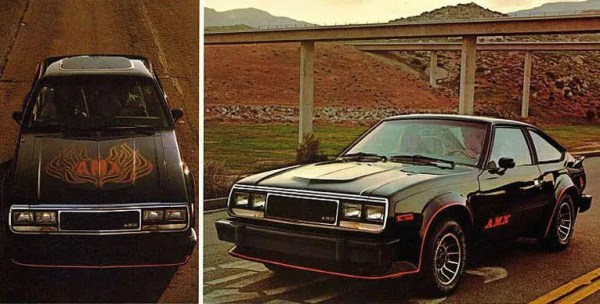 1979 amc spirit amx shots