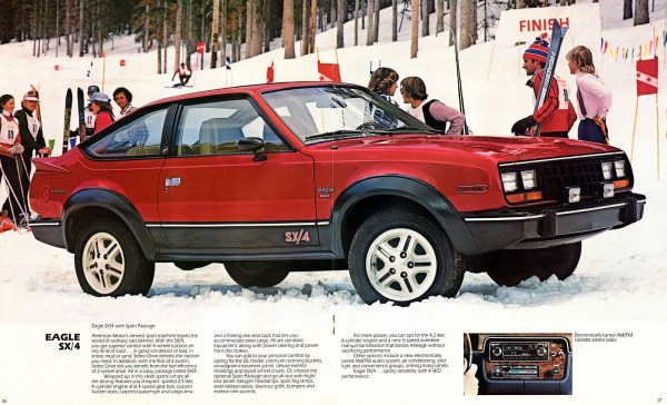 1982 AMC Full Lineup Prestige-16-17