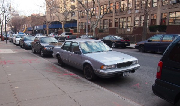 1989-96 buick century sedan