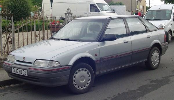 1992 Rover 214GS1-3