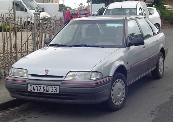 1992 Rover 214GSi-2
