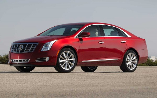 2014-Cadillac-XTS-in-red