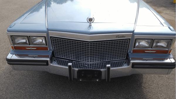Cadillac 1987 coal 3