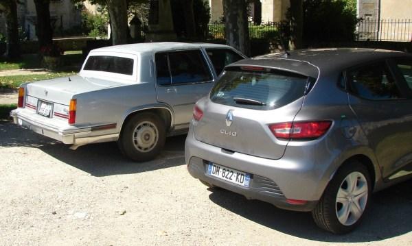 Clio and Deville