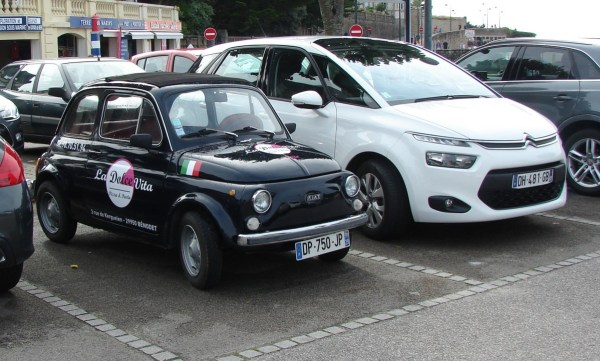 Fiat 500 and Picasso